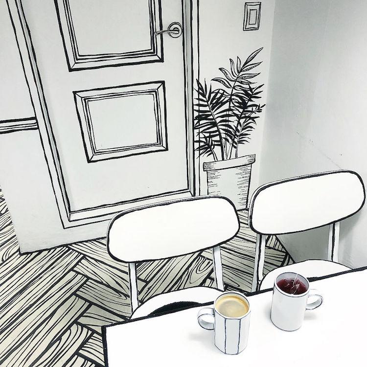 CAFÉ DESENHO 4