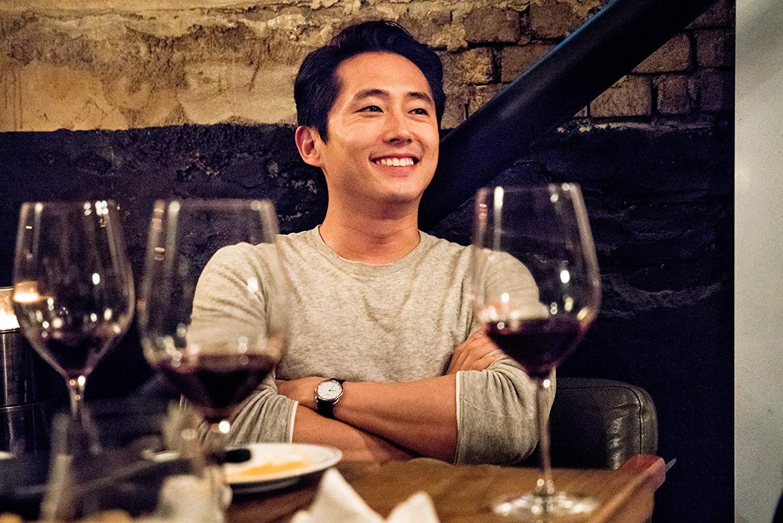 Steven Yeun, o coreano-americano interpreta o misterioso Ben. Foto: IMDb.