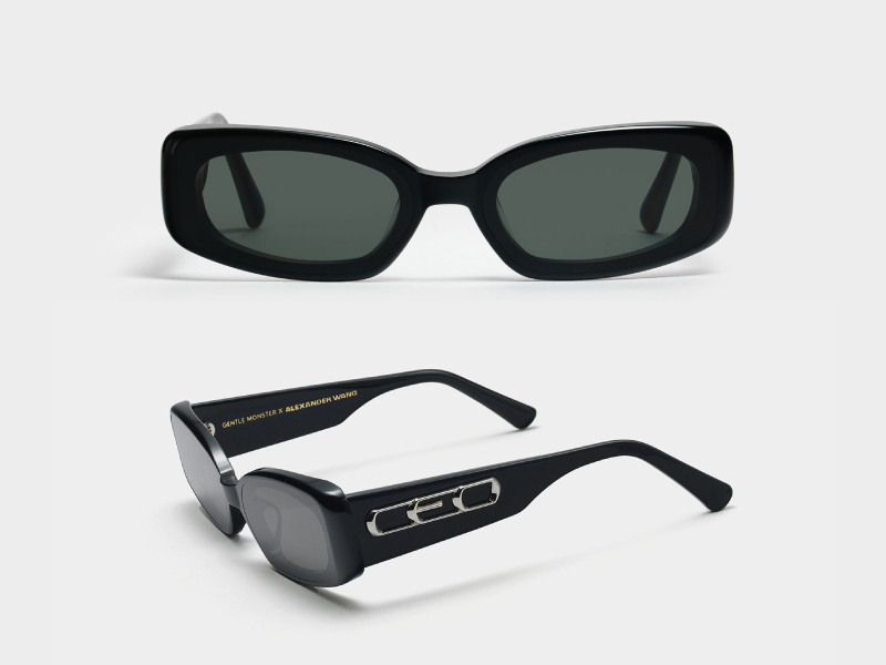 Os Artísticos Óculos Da Gentle Monster [Korea Trends]