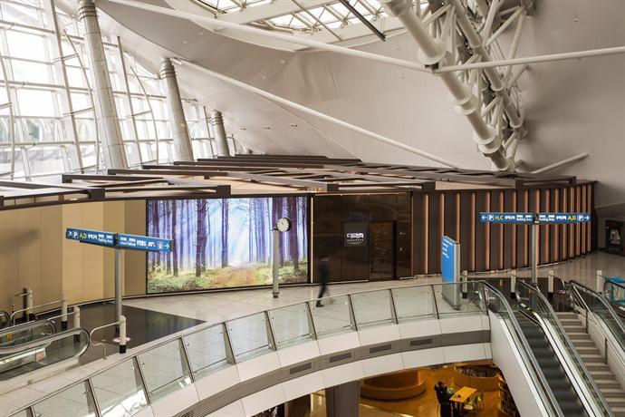 Hotel Cápsula Oferece Qualidade E Descanso No Aeroporto De Incheon