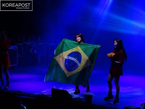 Confira Tudo Que &Quot;Rolou&Quot; No Show Do Oh My Girl Em São Paulo