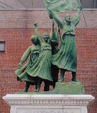 Estátua Inaugurada Em Seul Celebra Ativistas Da Independência Coreana