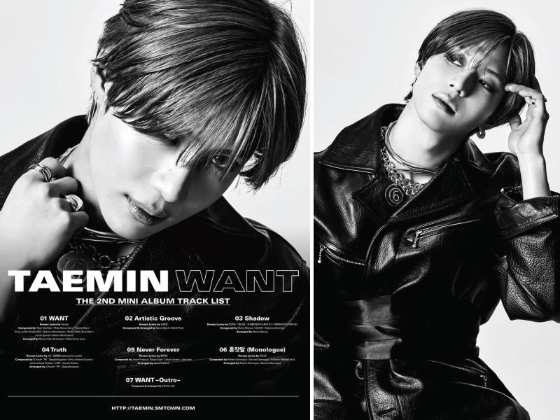 Taemin (Shinee) Lança Hoje Seu Segundo Mini Álbum