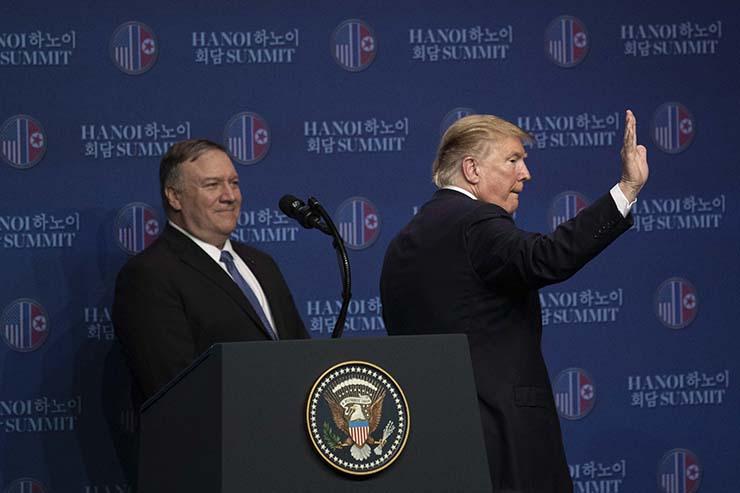 Coreia Do Norte E Estados Unidos Não Fecham Acordo Em Hanoi