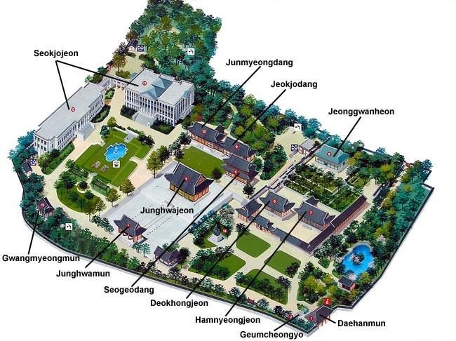 Seul Oferece Oportunidade Imperdível De Conhecer Os Palácios Reais