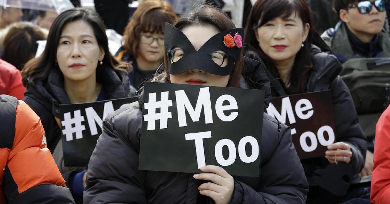#MeToo Coreia