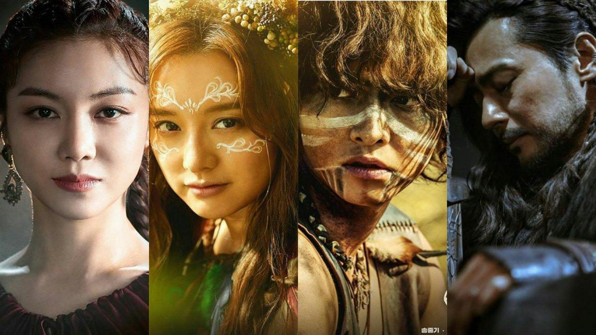 arthdal chronicles o novo seriado coreano da netflix koreapost seriado coreano da netflix