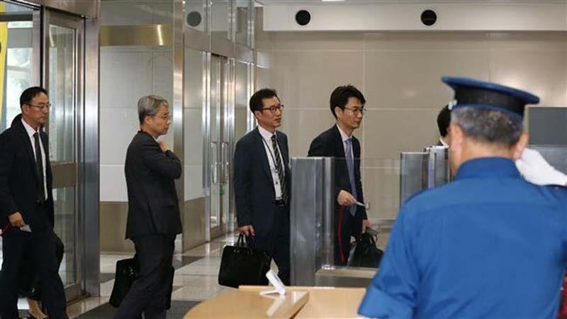 A Relação Intercoreana Após Diálogos Com Os Estados Unidos E Sanções Contra O Japão [Política Na Península]