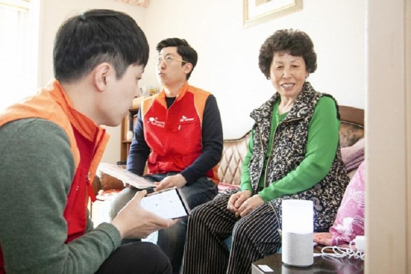 Dispositivos De Inteligência Artificial Auxiliam E Diminuem A Solidão De Idosos Na Coreia