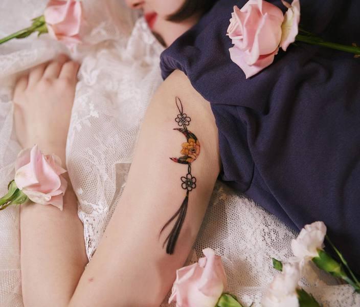Como O Norigae Evoluiu De Acessório A Tatuagem Na Coreia Do Sul
