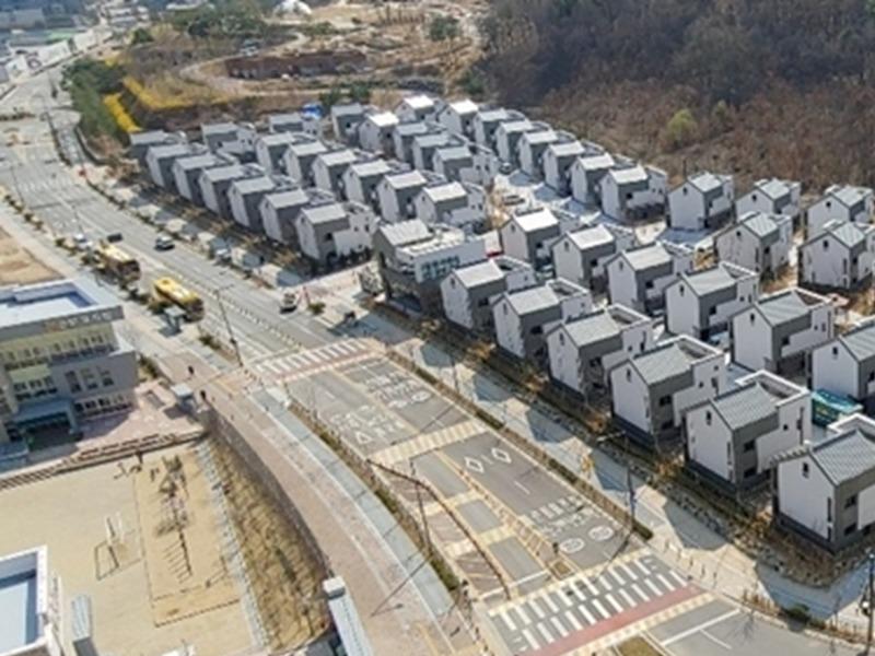 Coreia Usa Casas Com Painéis Solares Para Combater Mudanças Climáticas