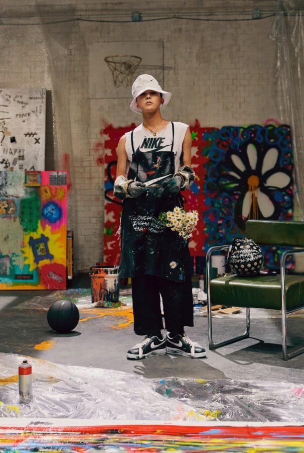 Nike Anuncia Parceria Com G-Dragon Após Idol Terminar O Serviço Militar Obrigatório