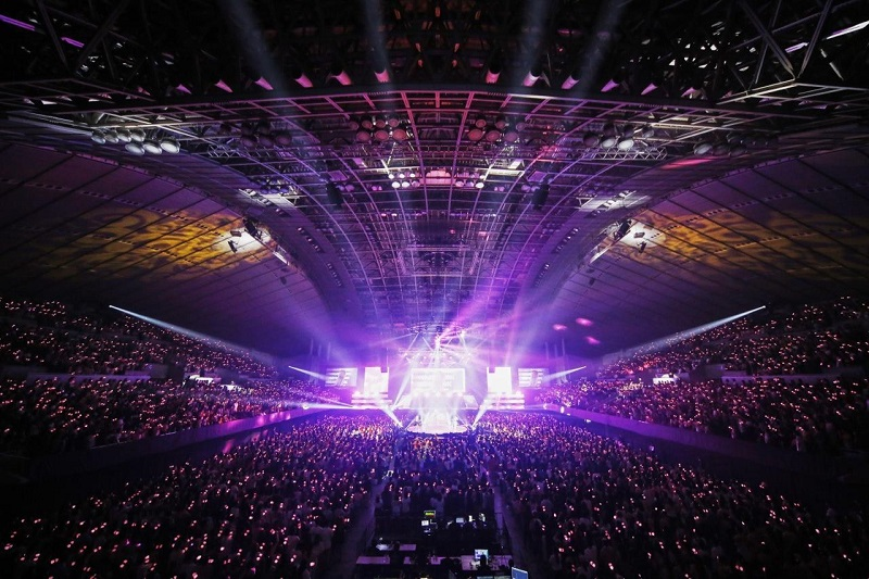 Blackpink Foi Aplaudido Por 55.000 Fãs Em Concerto Em Tokyo
