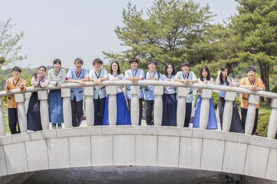 Será Que Os Estudantes Coreanos Topam Usar Uniformes Inspirados No Hanbok?