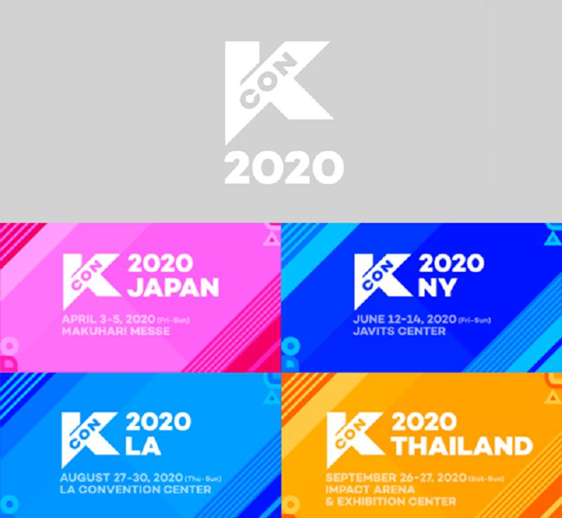 Toquio, Nova York, Los Angeles E Bangkok Sediarão A Kcon 2020