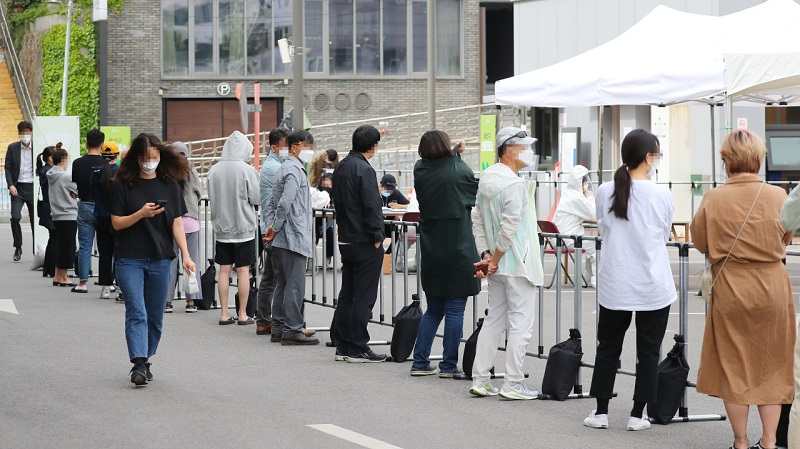 Novas Normas Sociais Surgem Na Coreia, Na Era Do Covid-19