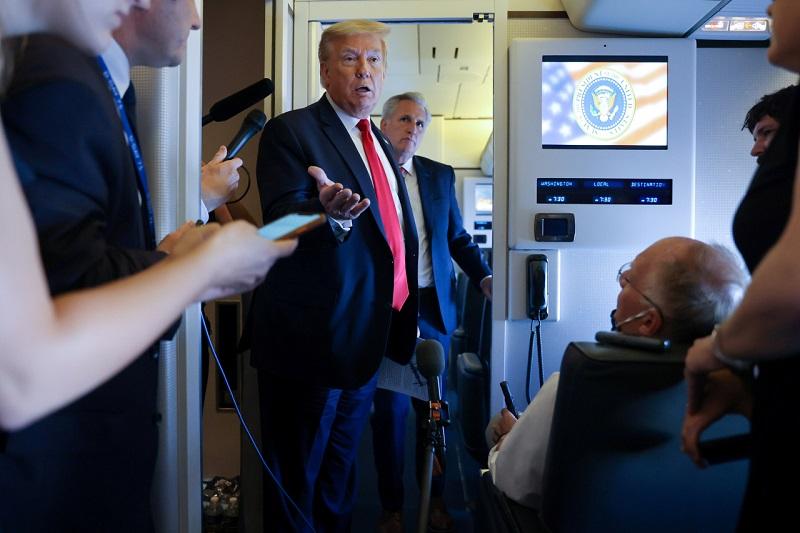 Presidente Trump Convida Coreia Do Sul Para Reunião Do G-7