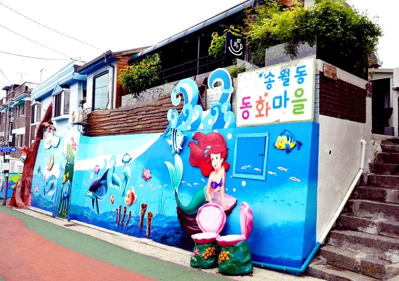 Songwol-Dong: Uma Vila Dos Contos De Fada