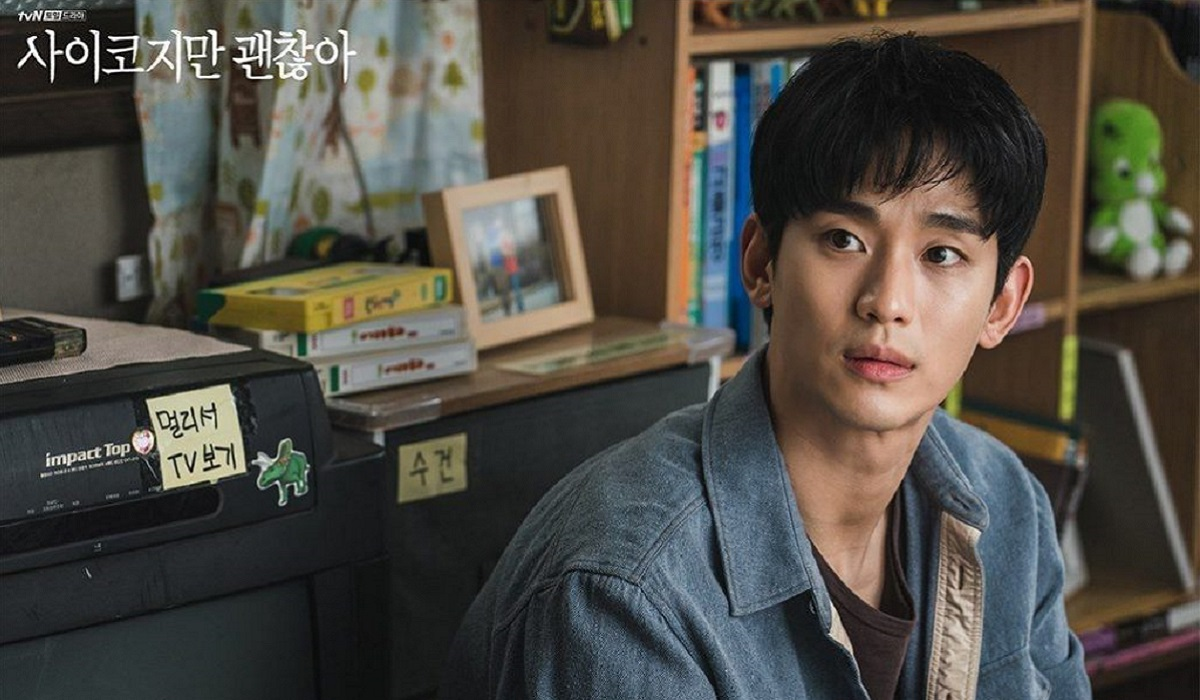 Kim Soo-hyun retorna a TV com o drama 'Tudo bem não ser normal ...