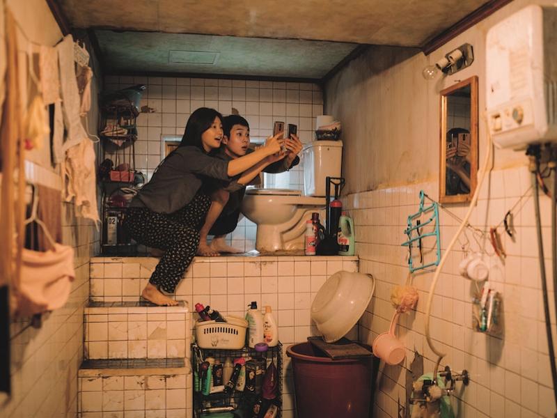 Bong Joon-Ho E O Conceito De Espaço