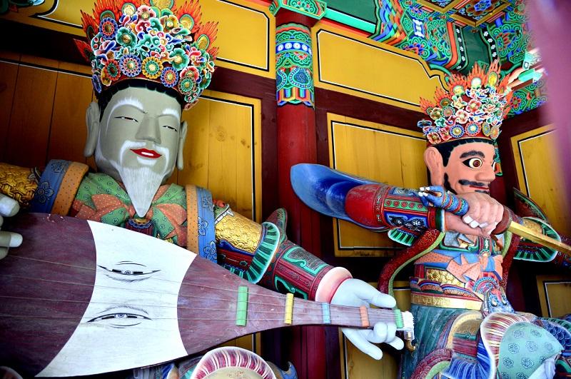 Conheça Naksansa, Um Paraíso Budista Sul-Coreano