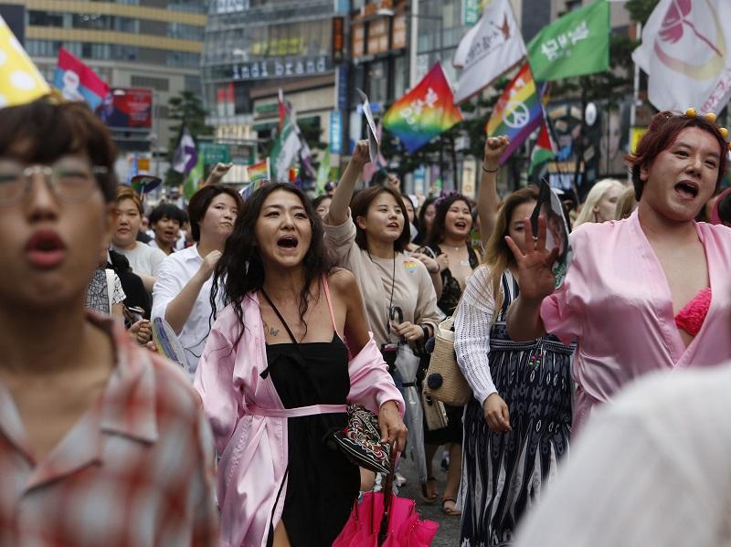 Festival De Cultura Queer De Seul: Minorias Sexuais Na Coreia Do Sul