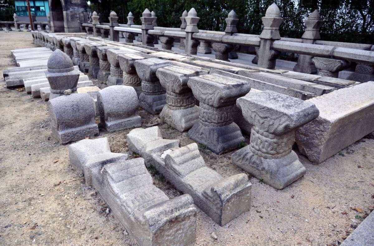 O Altar De Hwangudan Fica No Meio Da Cidade, Mas É Desconhecido Por Muitos