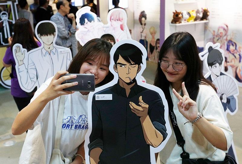 Como Os Webtoons Dominaram A Coreia
