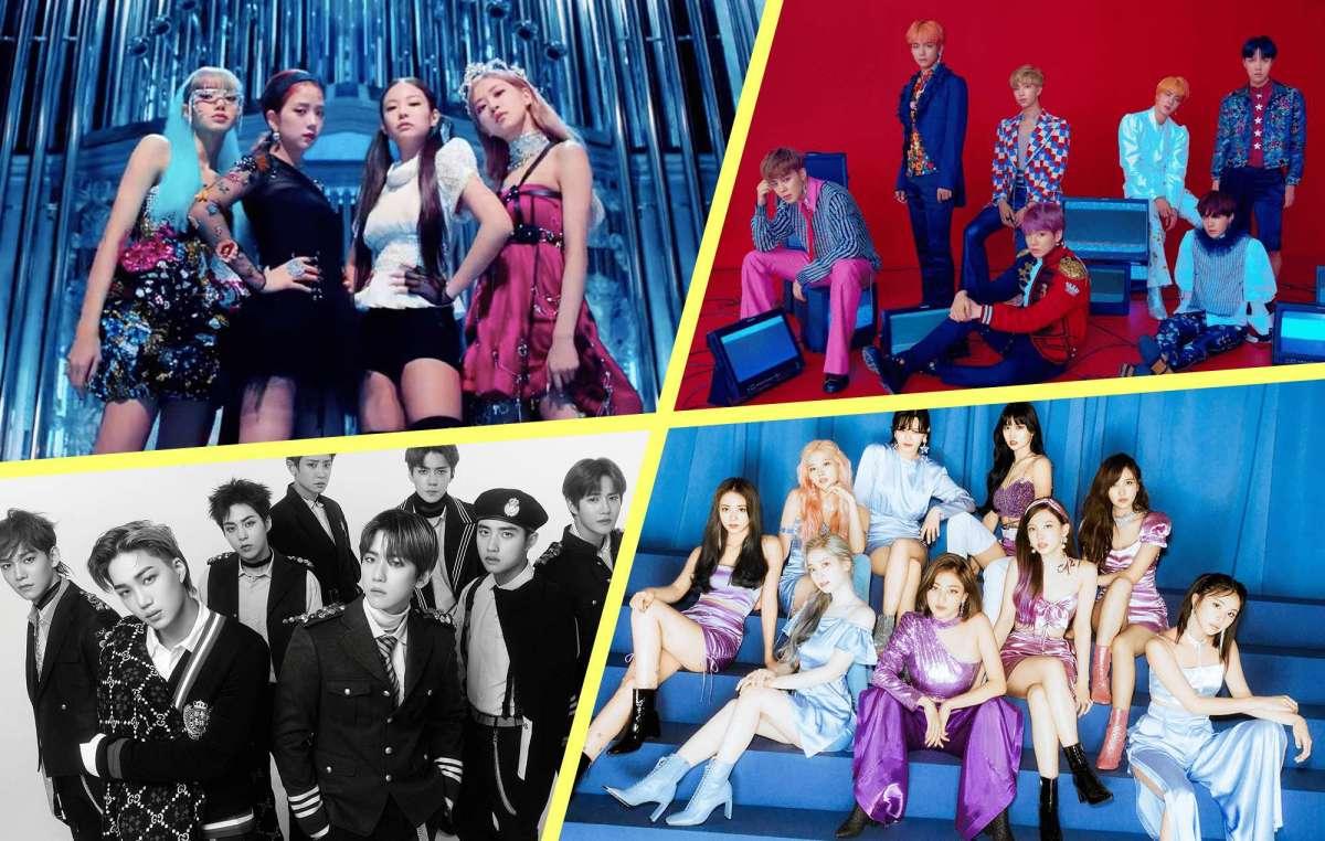 As Estratégias Do K-Pop Para Continuar Inovando Em 2021
