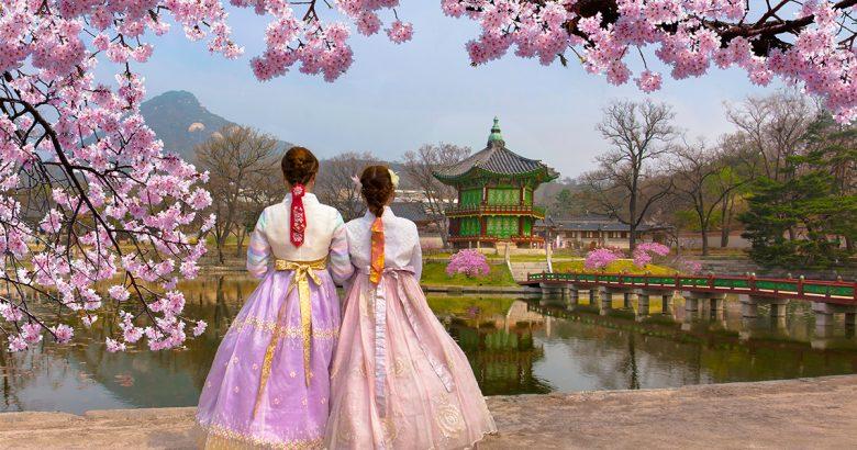 Primavera Na Coreia. Fonte: Trazyblog