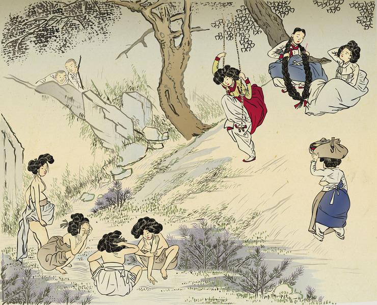 O Verão Em Joseon