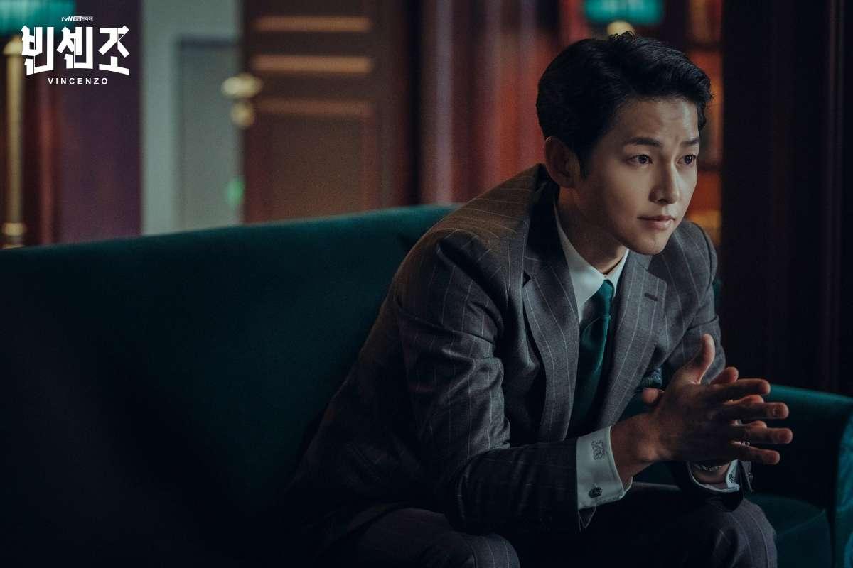 Song Joon-Ki Como Anti-Herói No K-Drama 'Vicenzo'