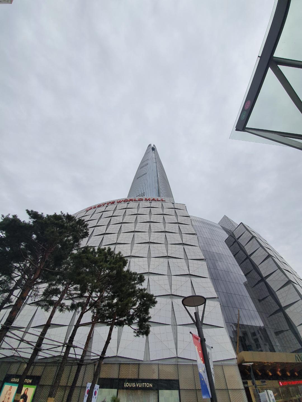 Fim De Férias, Lotte Tower E 3º Ano Da Facu À Vista!