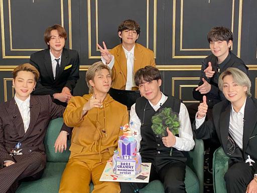 Bts É O Primeiro Grupo Coreano À Ser Indicado E A Apresentar-Se No Grammy Awards