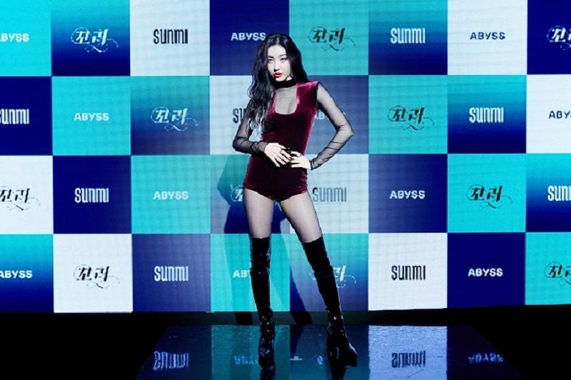 Sun-Mi Retorna Com 'Tail', Seu Novo Álbum