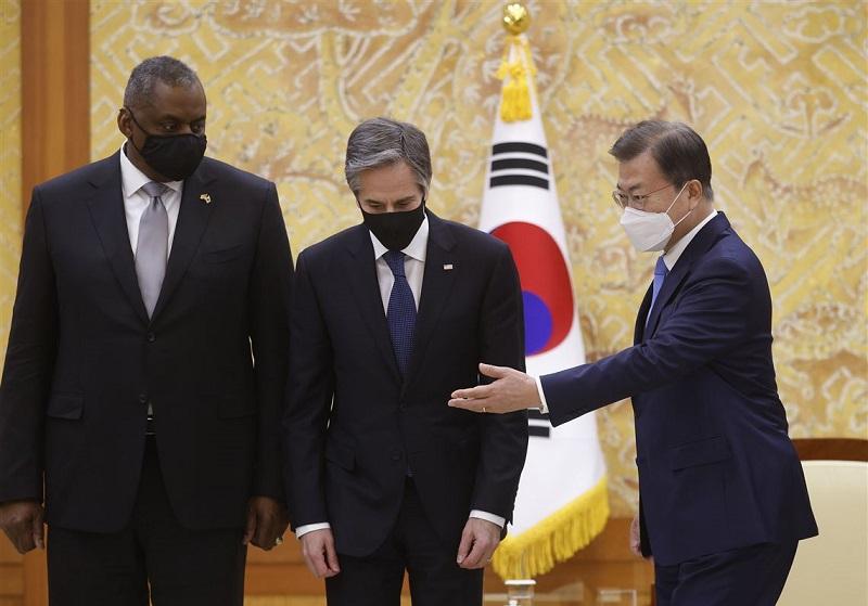 Moon Jae-In Quer Impulsionar Negociações De Paz Com A Coreia Do Norte