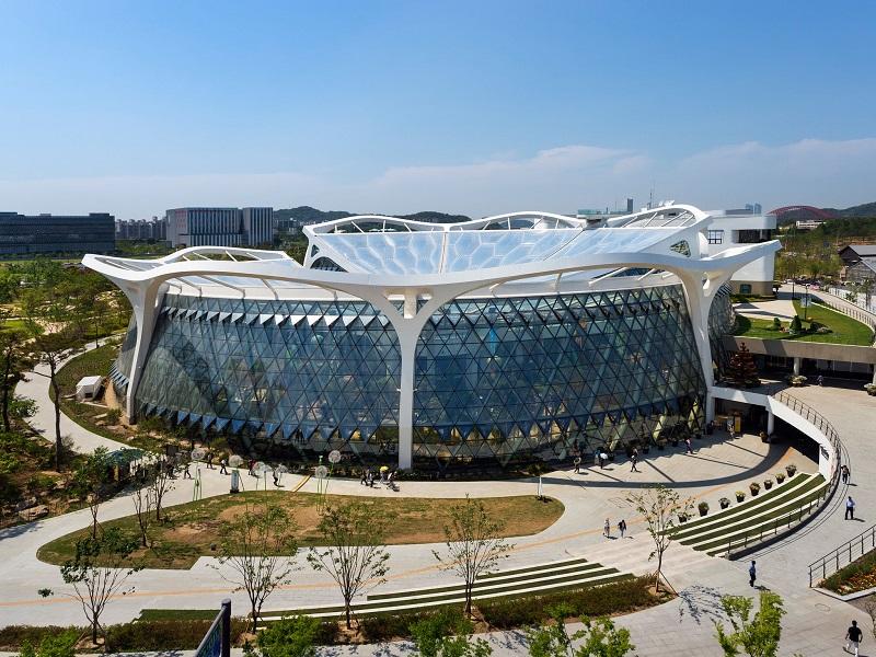 Seoul Botanic Park Atrai Mais De 10 Milhões De Visitantes