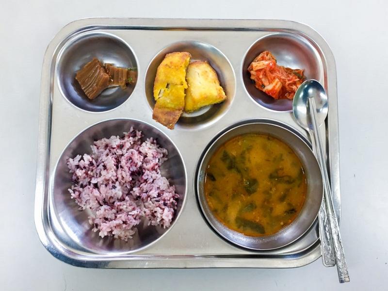 Refeições Vegetarianas Nas Escolas Públicas De Seul