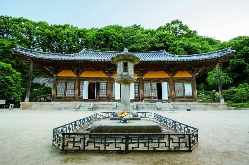 A História Presente Na Arquitetura Coreana