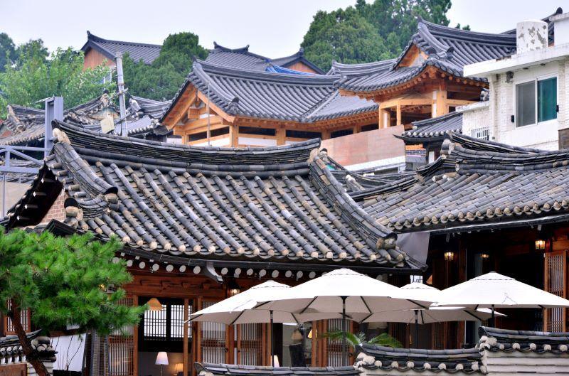 Vila Conecta O Passado E O Presente Coreano